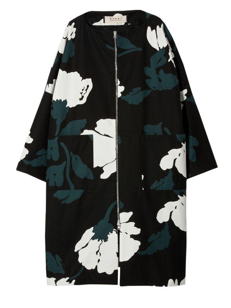 Coat Women Marni - Shop the official Virtual Store