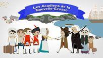 Ta parole est en jeu - Les Acadiens de la Nouvelle-Écosse
