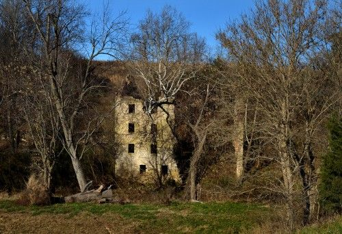 Perry County's Old Burnt Mill « Cape Girardeau History and Photos