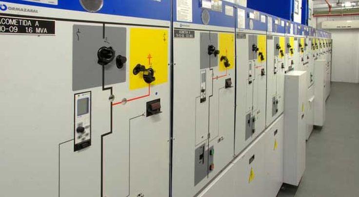 Centro de Distribucion de Potencia Venezuela. Medium Voltage Switchgear Venezuela. Gas Insulated Medium Voltage Switchgear Venezuela.