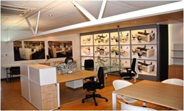 Workzone Showroom