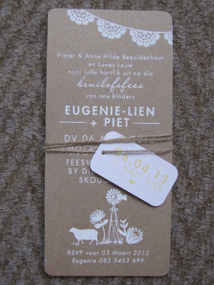 south african traditional wedding invitations samples%0A South African wedding