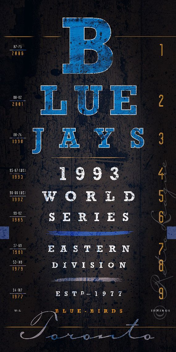 Toronto Blue Jays Triple Play 3 Original Art by RetroLeague