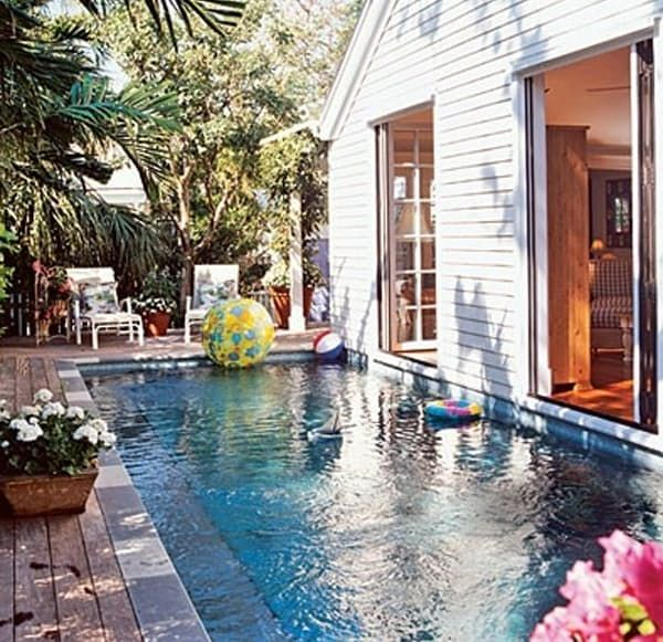 Best 25+ Small backyard pools ideas on Pinterest | Small pools ...