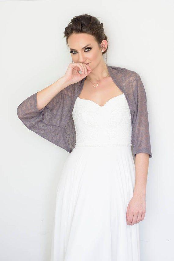 Gray Shawl Lace Shawl Bridesmaid Sleeves Bridesmaid Cover Etsy In 2020 Bridesmaid Shawl Bridesmaid Wrap Shrugs And Boleros