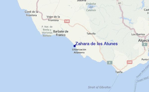 cool Map of Atunes