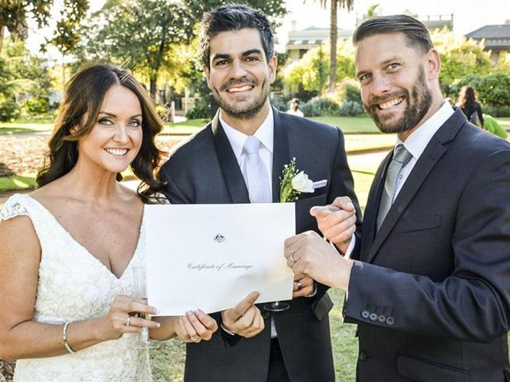 Benny Roff [MELBOURNE] enters each wedding ceremony with an open mind and a sense of adventure.