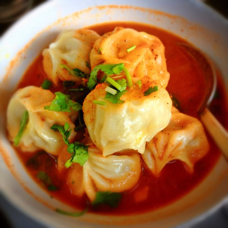 Momo is one of the most popular and favourite food of for Cuisine of nepal