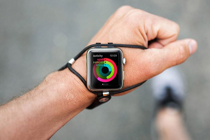 The EdgeGear SHIFT Band Moves Your Smartwatch to a More