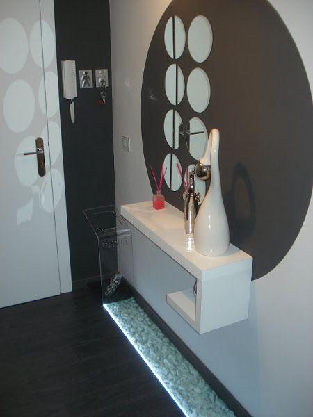 Cómo decorar un recibidor pequeño | Decorar tu casa es facilisimo.com