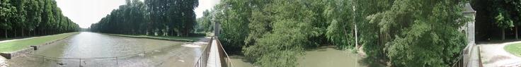 Grand Canal de Vaux-le-Vicomte - 2004