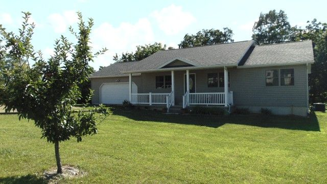 Home on Two Lots in the Missouri Ozarks For Sale in the Cedar Glenn Estates subdivision in Norwood, MO! Located Close to the School! This 4 Bedroom, 3 Bathroom Home Features an Open Living, Kitchen, Dining Space with the Master Suite and Two Additional Bedrooms and a Bathroom on the Main Level with a Partially Finished Walk-Out Basement! The Fourth Bedroom is Located in the Basement with a Large Finished Bathroom as well as a Finished Office with an Exterior Entrance and Windows! There is…