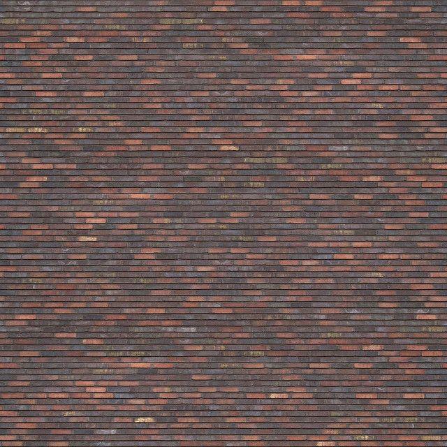 free texture, coal-fired red brick, modern architecture, seier+seier | Flickr - Photo Sharing!