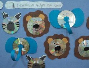 Παγκόσμια ημέρα ζώων at 12ο νηπιαγωγείο Χαϊδαρίου το blog μας