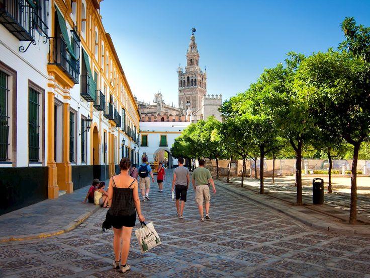 Granada, Cordoba en Sevilla - Spanje   KrisKras jongerenreizen