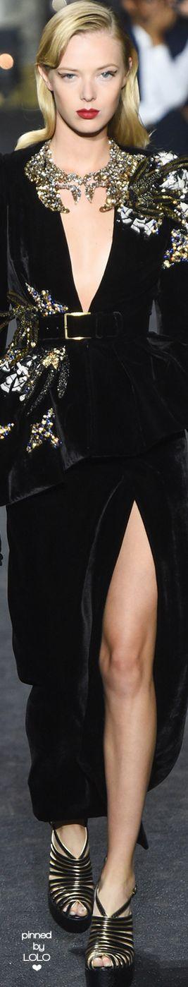 Elie Saab Fall 2016 Couture   LOLO❤︎