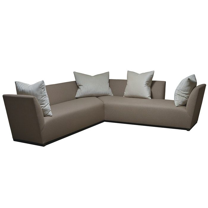 Island L Sectional Petite By Donghia Luxury Sofa Sectional Sofa