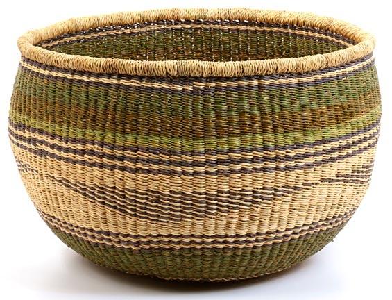 Basket Weaving Ghana : Best images about african art baskets west