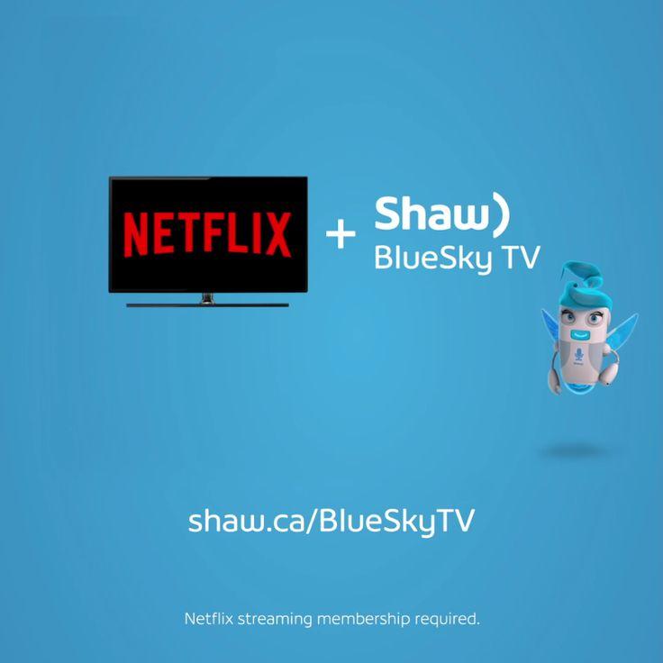 Spoiler alert: this has spoilers. BlueSky TV, now with Netflix. Binge watching just got easier.