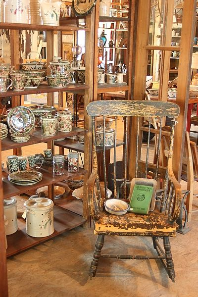 Forks Road Pottery, Grimsby, Ontario