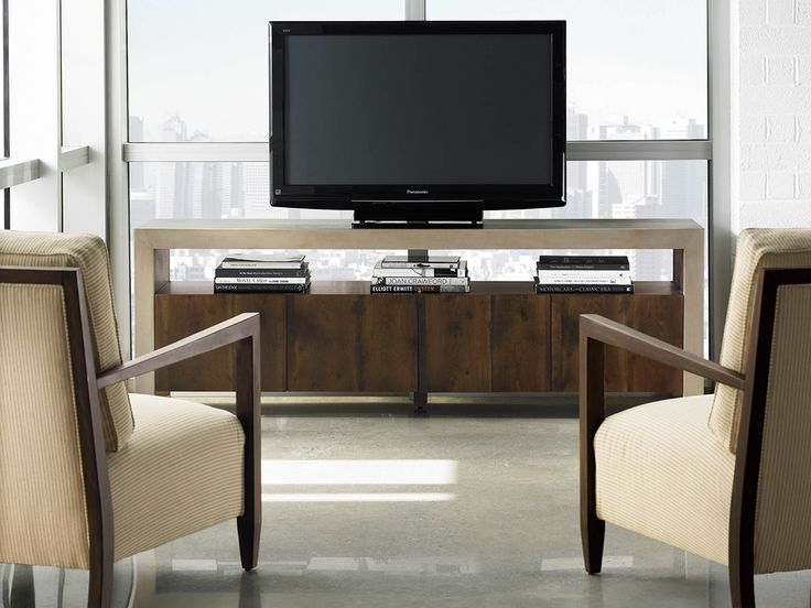 Modern Artisan Media Console. Beautifully Understated Contemporary Styling  Designed For Spaces Meant To Be Lived
