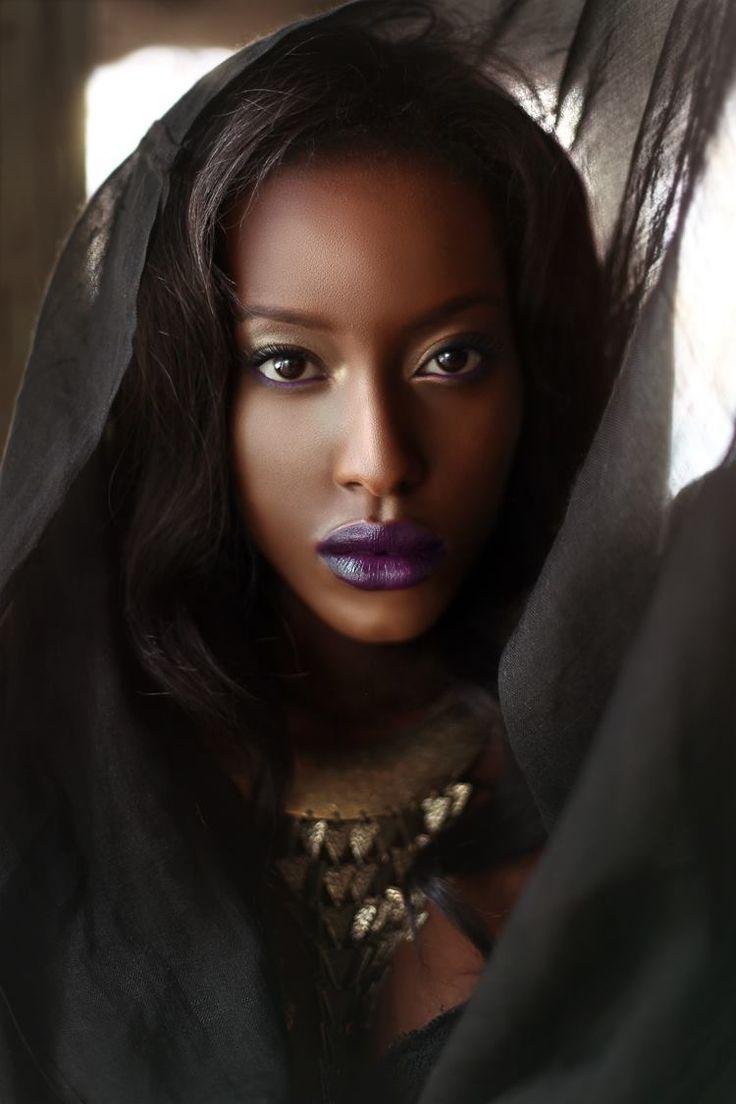 Beautiful Exotic Black Women 92