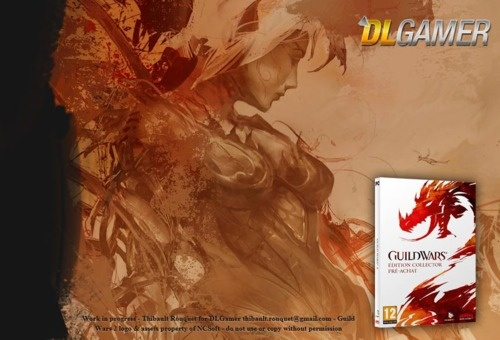 Some work on Guild Wars 2 marketing launch