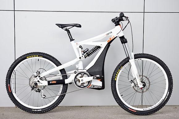 E-Bike KTM eGnition Pedelec www.urbanbiking.de