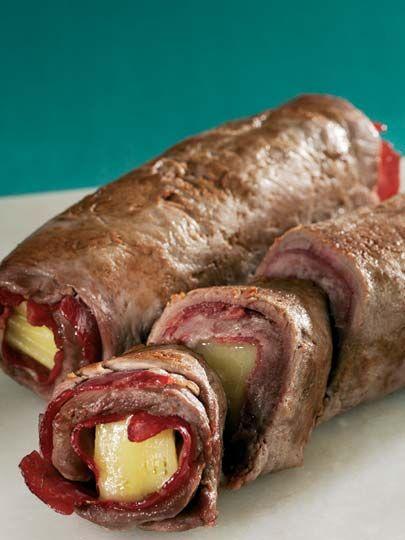 Pastırmalı bonfile Tarifi - Türk Mutfağı Yemekleri - Yemek Tarifleri