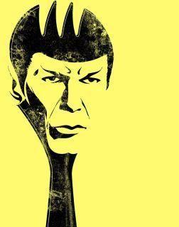 Spock spork