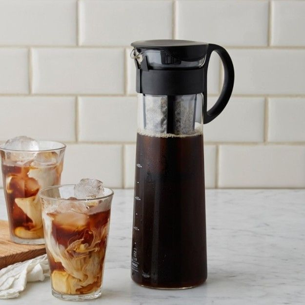 A top-rated cold brew carafe for A+ motivation to wake up in the morning. | 30 Products For People Who Drink Iced Coffee All Year