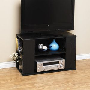 """Orion TV Stand with Side Storage, for TVs up to 32"""""""
