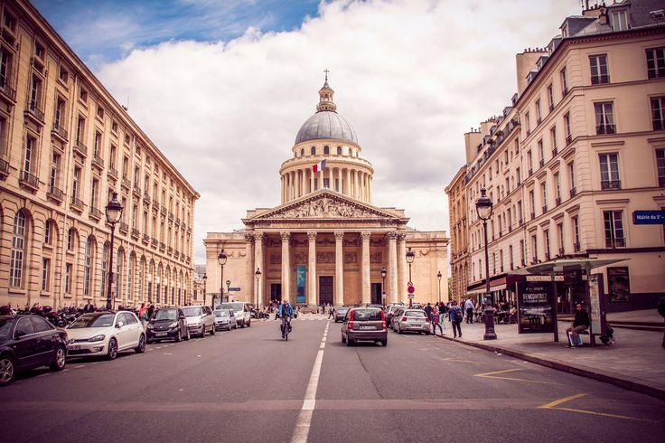Panthéon, Paris - null