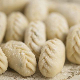 la ricetta per preparare i Culurgiones - Vera in cucina