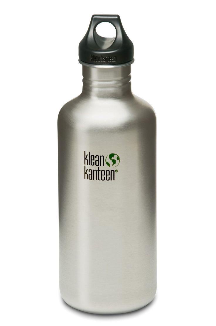 Παγούρι Ανοξείδωτο Klean Kanteen Classic Loop 1182 ml Metal | www.lightgear.gr