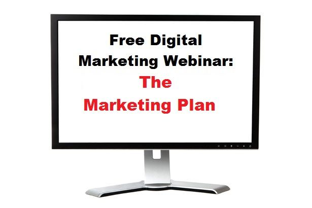 Here's a recording of the free Marketing Plan webinar we ran! Enjoy