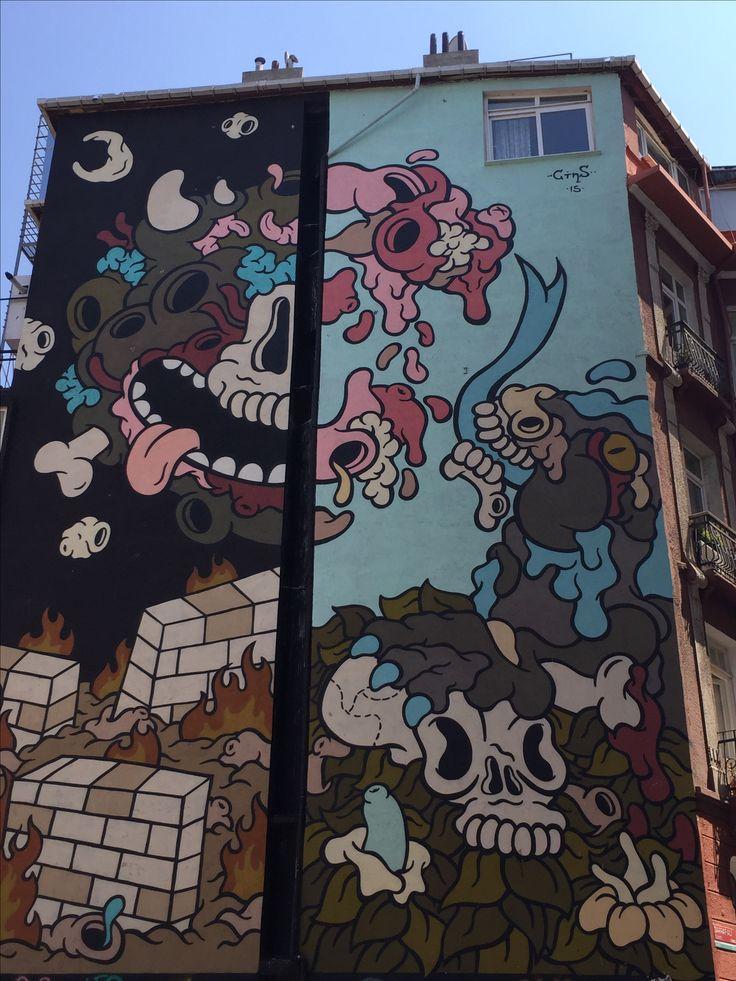 In Kadıköy İstanbul
