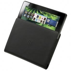 Husa BlackBerry ACC-39319-201 Slip Case Black pentru BlackBerry Playbook