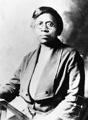 OB/GYN, Surgeon, Community Heath Activist, Educator, Veteran, and Philanthropist Dr. Matilda Evans. 1st Afr Amer women to practice in S. Carolina, established Taylor Lane the 1st black owned hospital in the state in 1901 & the Negro Health Association of S.C. in 1916, 1918 served in WW1 in the Med Serv Corps, 1922 the only Afr Amer woman in the US to be Pres of the S.C.'s Palmetto M.A. Was also VP of the Nat'l Med Assoc. Also established the Negro Health Med Journal of S.C.