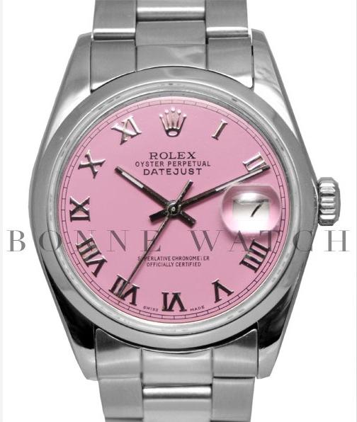 Rolex pink