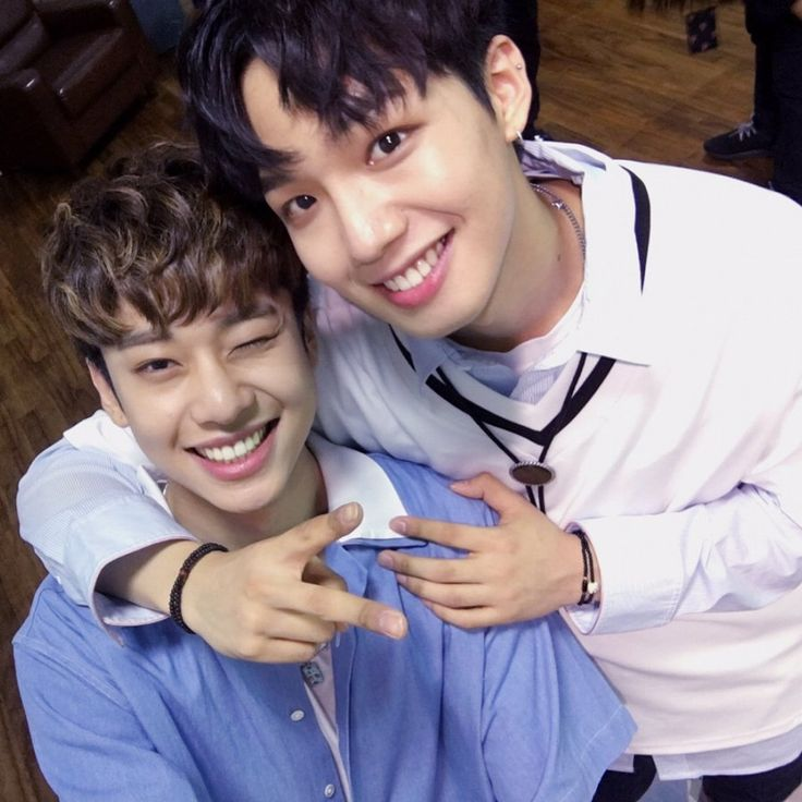 Youngmin and Donghyun <3