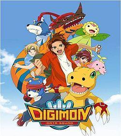 Digimon Data Squad ♥