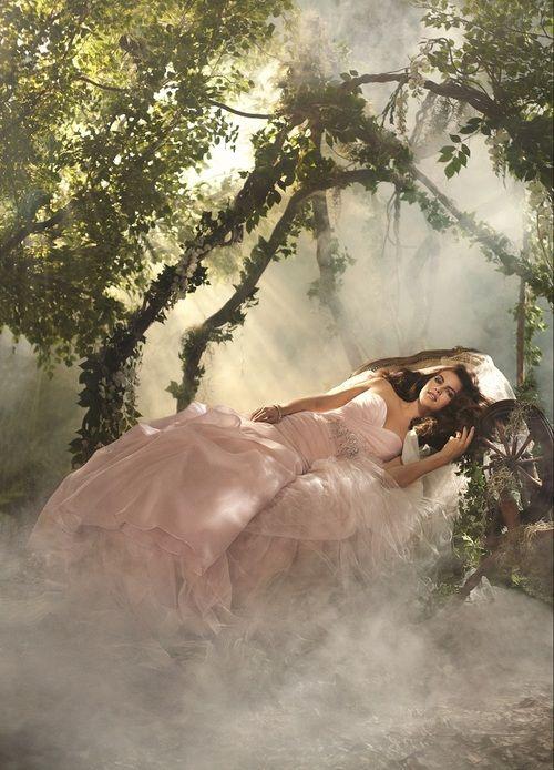 Disney Fairy Tale wedding gown