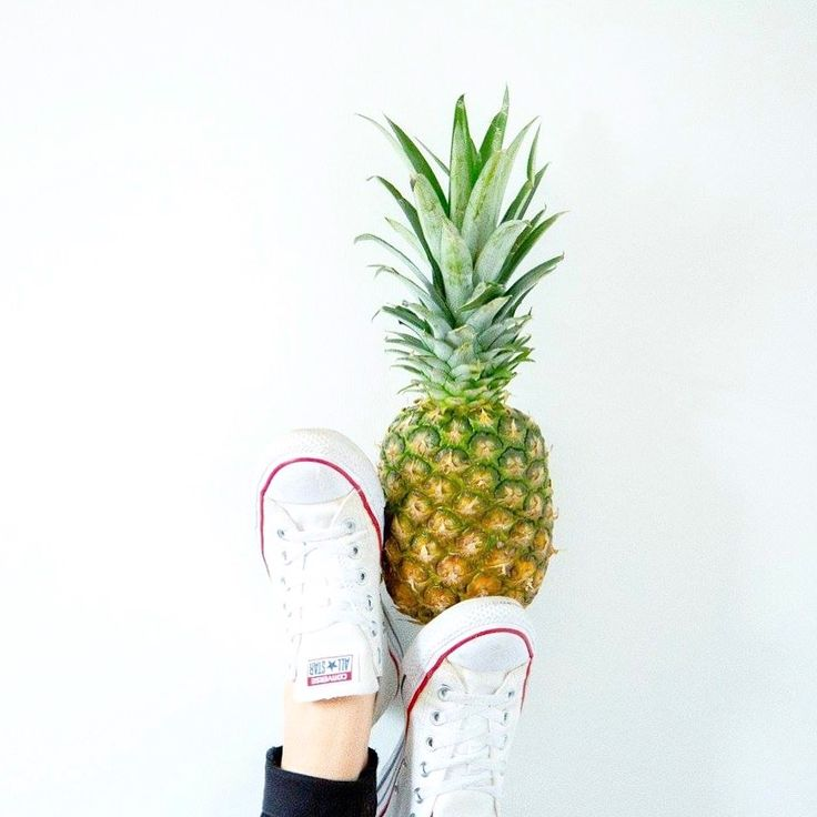 Converse & Pineapples are some of our favourite things