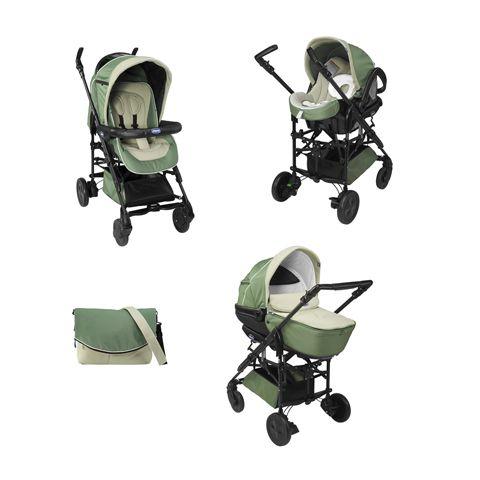 Il passeggino Chicco Trio Modulare Living SmartTrio è il nuovo sistema modulare di Chicco, ideale per offrire benessere al bambino e praticità per il genitore.