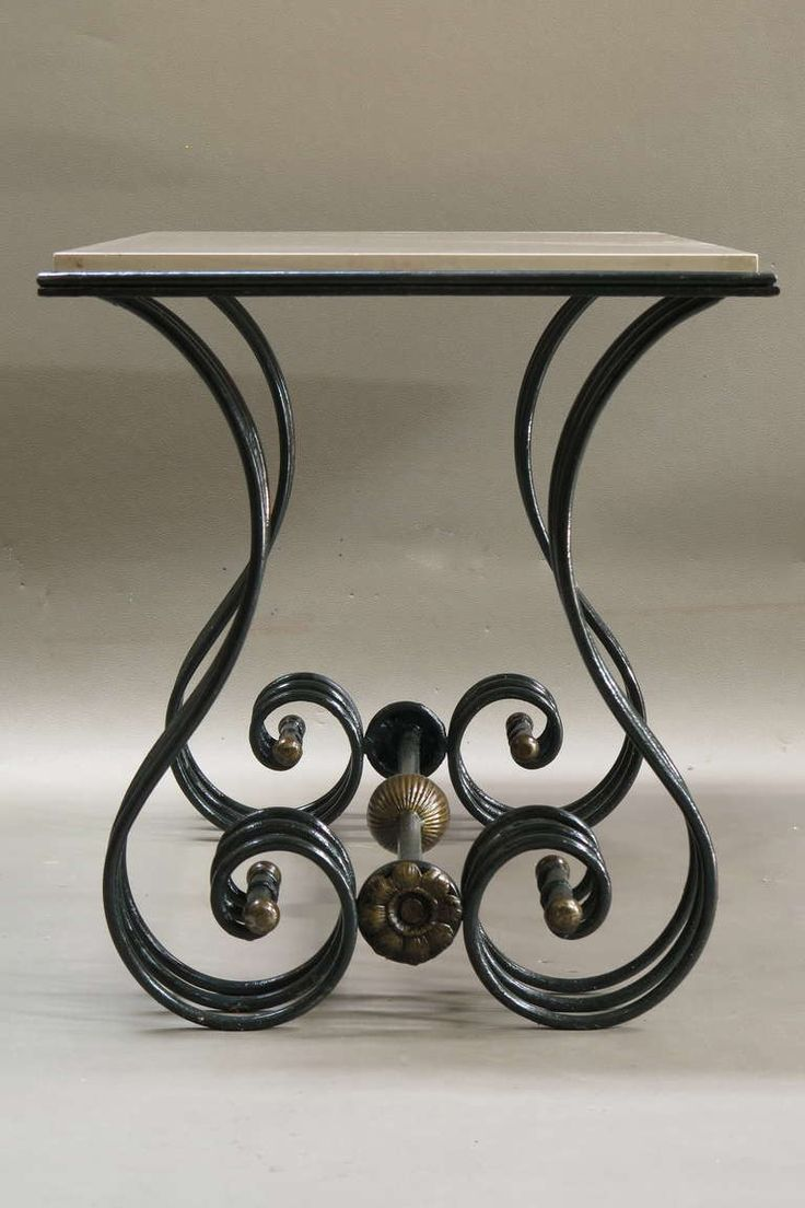 78 x 48 granite top dining table with wrought iron base and 6 - Comely Dining Room Design With Wrought Iron Dining Table Contempo Square Black Wrought Iron Dining