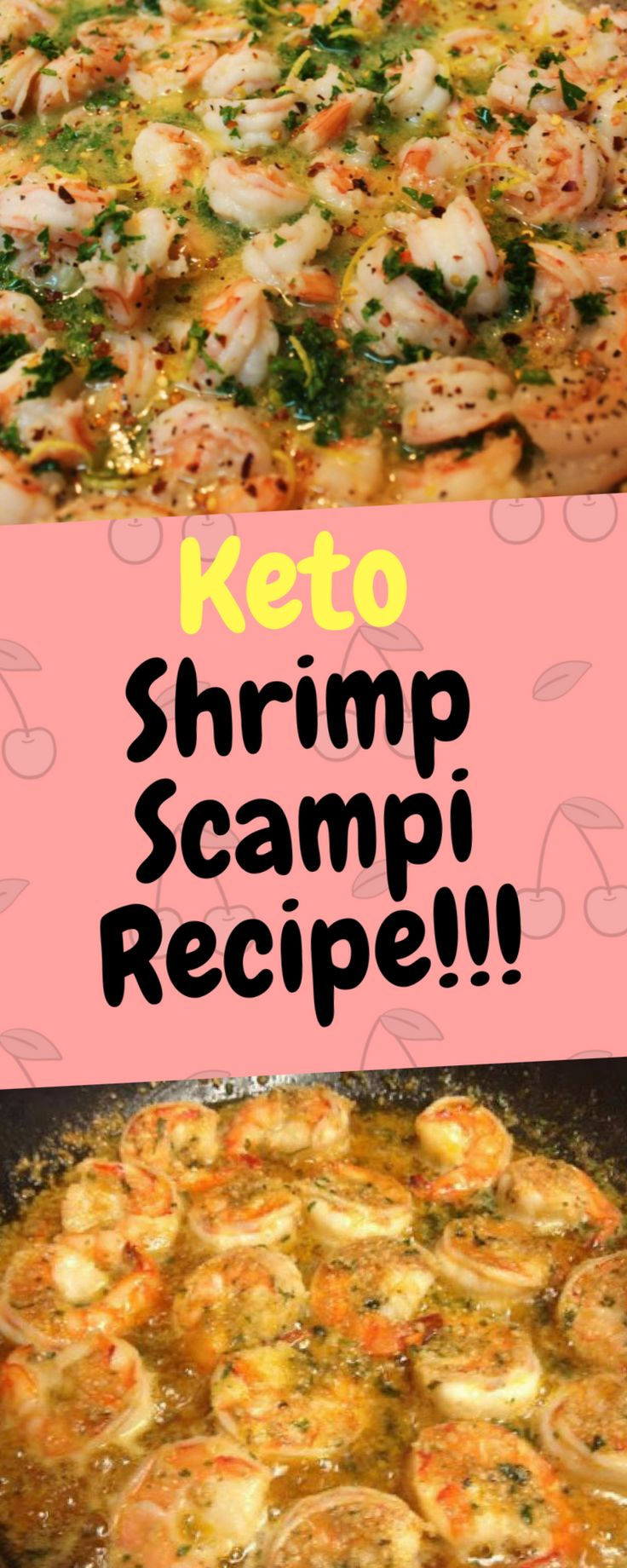 Easy Keto Creamy Shrimp Scampi from your instant pot or pressure cooker, this on…