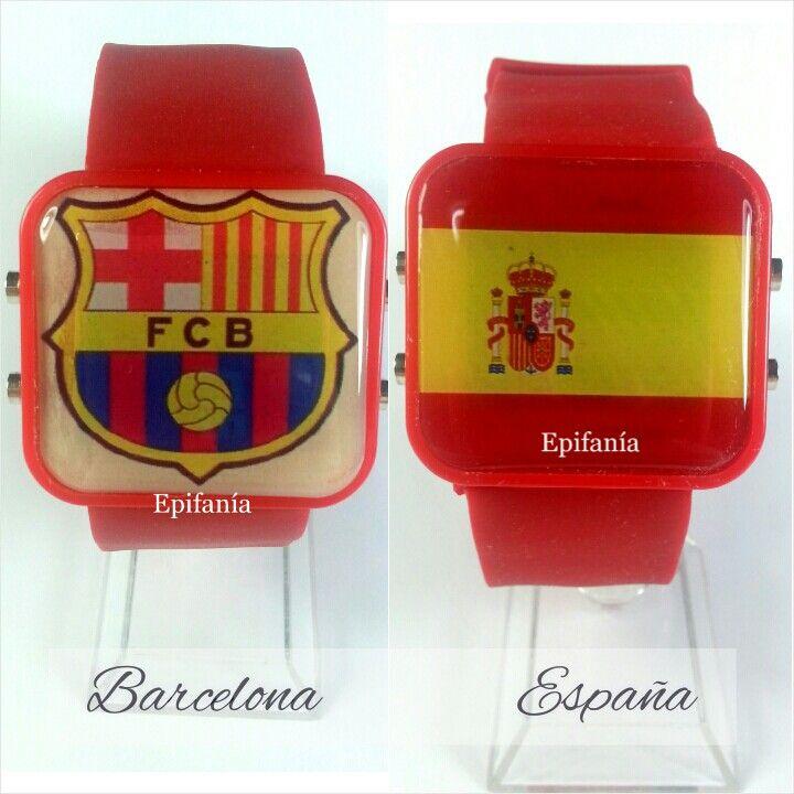 Reloj Led Barcelona - España  Mas información : accesoriosepifania@gmail.com #whatsapp #584166557841 #584145154828 #584126739132 #BBPIN #79F4DB56 #26436394  Solicita tu catálogo!   #reloj #mundial #fútbol #brasil #españa #argentina #colombia #portugal #barcelona #realmadrid #moda #accesorios #fashion #look #estilo #style #urbano #instalook #instamoda #instapick #instagood #instafashion #modaurbana #enviosnacionales #enviosinternacionales #ventasalmayorydetal #venezuela #epifania
