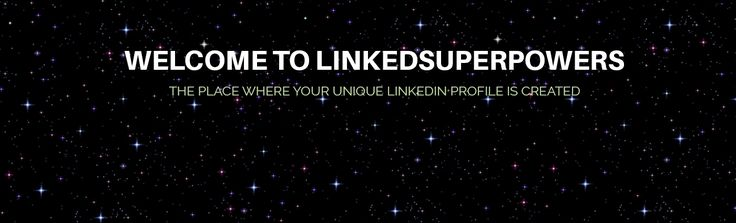 LinkedIn Experts http://www.linkedsuperpowers.com/