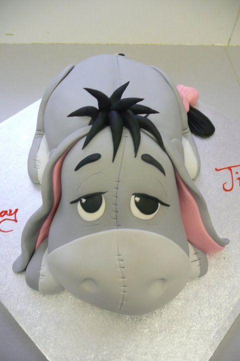 Winnie the Pooh cake - by Cake Magic